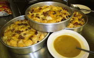 Mama's Bread Pudding